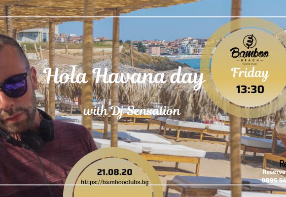 Copy of Hola Havana