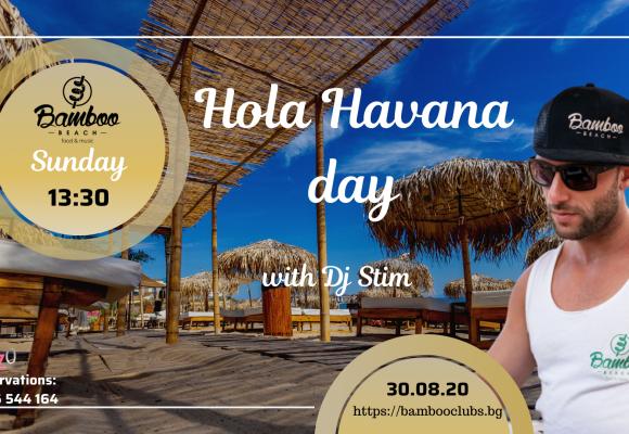 Copy of Hola Havana sunday 2