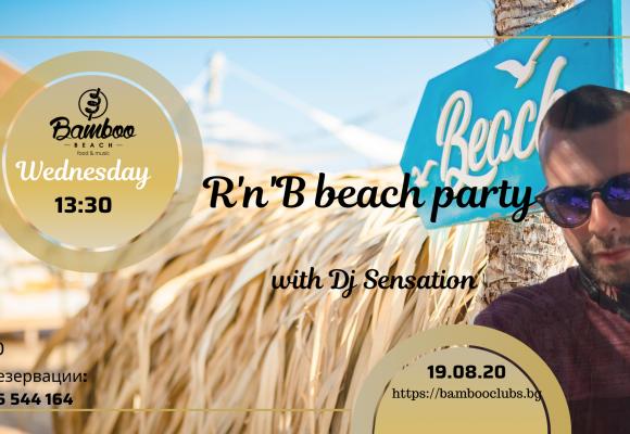 Copy of R'n'b beach party