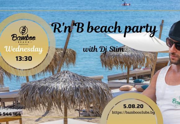R'n'b beach party